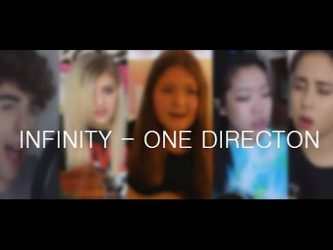 TOP 5 COVERS of INFINITY - ONE DIRECTION