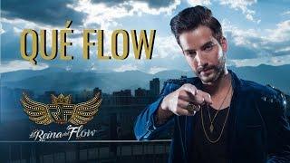 Qué flow - Erick (David Botero) La Reina del Flow 🎶 Canción oficial - Letra | Caracol TV