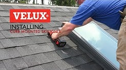 VELUX Install Video - Curb Mounted Skylights