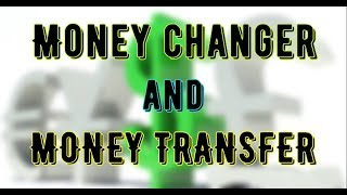Money changer and money transfer Important notes Nepal rastra bank 