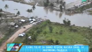 News@6: Ilang tulay sa Davao Region, nasira dahil sa matinding pagbaha || Jan. 14,