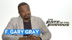 #F8 Director F. Gary Gray On Differences Between Music Videos & Movie Blockbusters