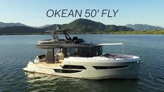 Okean, 50 Flybridge (2019)