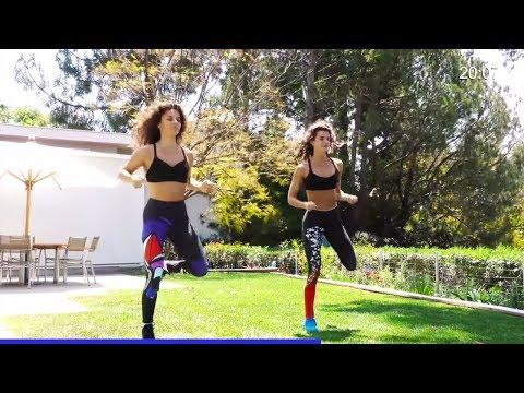20 Min Quick Cardio Blast // Fat Burning Bodyweight Exercises