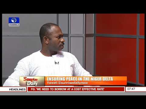 Niger Delta Region Has Been Treated Unfairly - Bristol-Alagbariya Emmanuel Pt 2