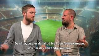 Fotball-VM 2018 - Norgekasino TV - Tyskland VM-tips