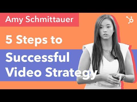 """INBOUND 2015 HTT: Amy Schmittauer """"5 Steps to Successful Video Strategy"""""""