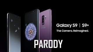 Samsung Galaxy S9 Parody (Apple Style) - Samsung Galaxy S9 and S9+: Official Introduction