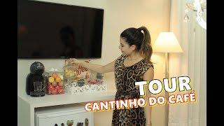 COMO FAZER CANTINHO DO CAFÉ + TOUR | PALOMA SOARES