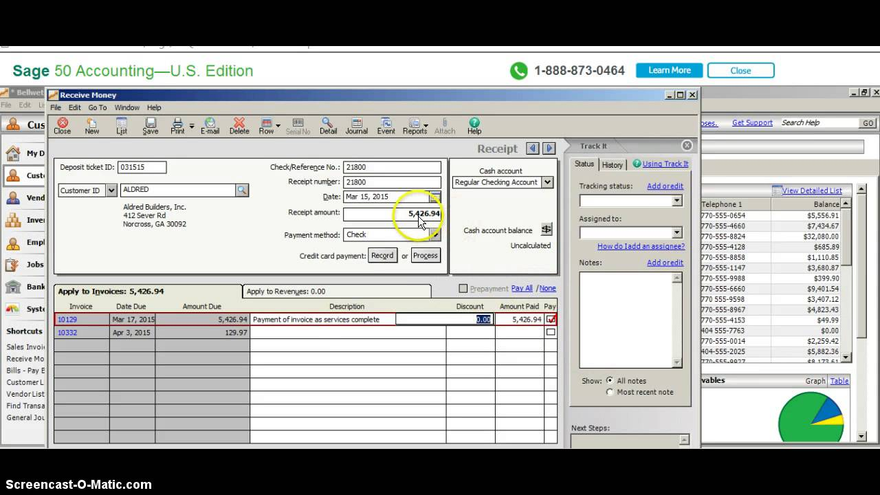 cash disbursement journal example