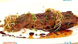 Chef Boylet recipe: Beef Teriyaki