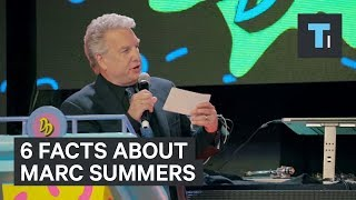 6 things you didn't know about 'Double Dare' host and Food Network star Marc Summers thumbnail