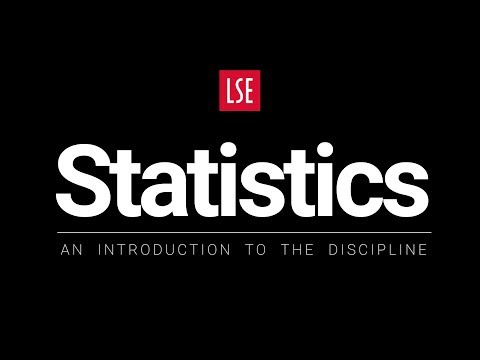 Statistics: an introduction to the discipline