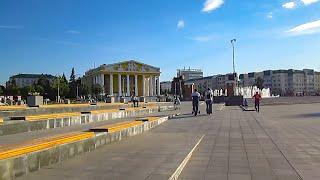 Красная площадь Чебоксары. 27 мая 2021