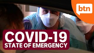 COVID-19: State of Emergency, Quarantines & TikTok Reactions