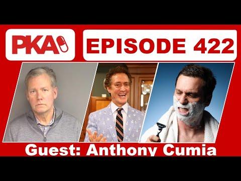 PKA 422 W/ Cumia  - Poo Hungry Wife, Chris Hansen Arrested, Toxic Masculinity