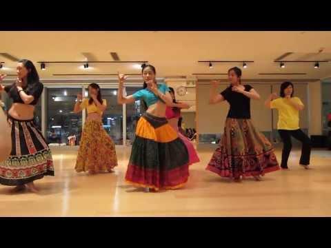 Radha ( Student Of The Year)---Choreographed By Master Satya @ CWB Myoga (Wearing Skirt Version