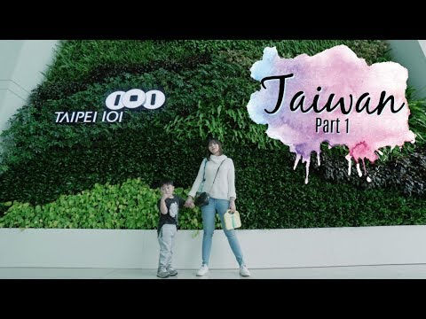 Travelling to TAIWAN | Taipei 101 | Highest Starbucks in the World | Peevee Dela Rosa