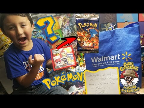 OPENING NEW POKEMON MYSTERY POWER BOX!! RARE VINTAGE PACK PULL? 400 VIDEO SUPRISE PRESENT FROM CARL!