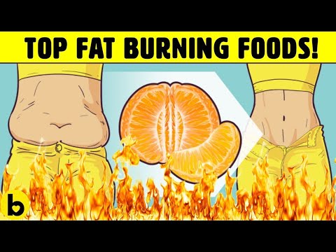 Top 18 Fat Burning Foods For Women