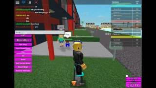 how to get of a skate board on roblox