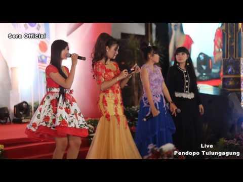 [Opening] Konco Mesra - All Artist - OM Sera Live Pendopo Tulungagung [Vlog] 2017