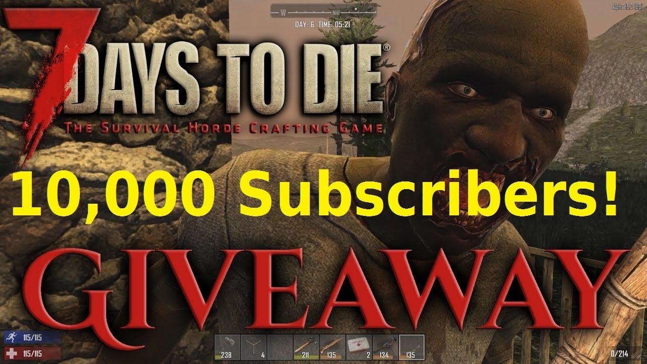 7 days to die купить ключ steam - YouTube