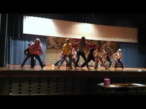Western Beaver Show Choir 2013- Tonight Tonight