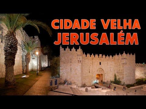 Os Muros e a Cidade Velha de Jerusalém