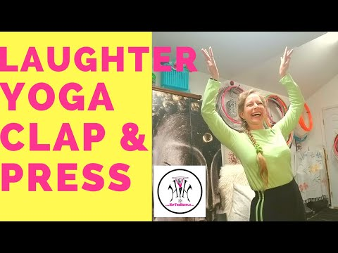 fun-ways-to-exercise-at-home:-clap-&-press-laughter-yoga-exercise