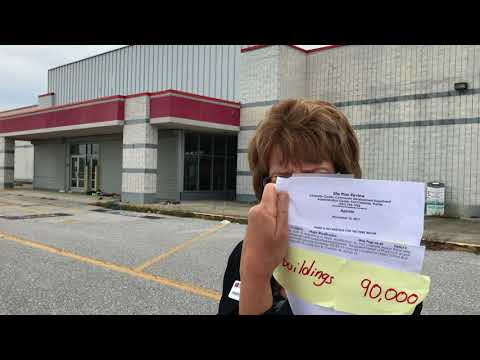 On the Street with Maryann at the former Port Charlotte KMart