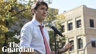 Justin Trudeau says he does not remember how many times he wore blackface