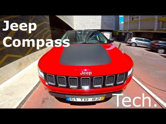 2017 Jeep Compass, техобзор - КлаксонТВ