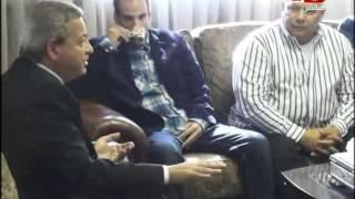 بالورقة والقلم -  مكالمة وجية احمد رئيس لجنة الحكم والرد علي الهجوم علي الحكام