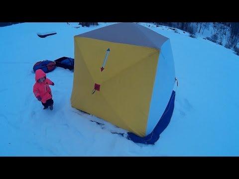 палатка для рыбалки эконом
