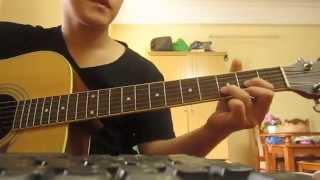Dù biết sẽ rất lâu ( Anh Khang ) - Guitar cover