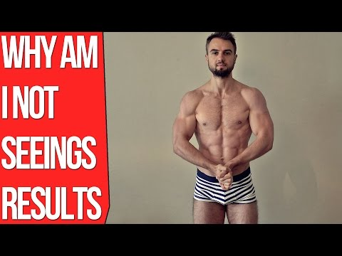 The One Reason You're Not Seeing Results In the Gym (Real Talk)