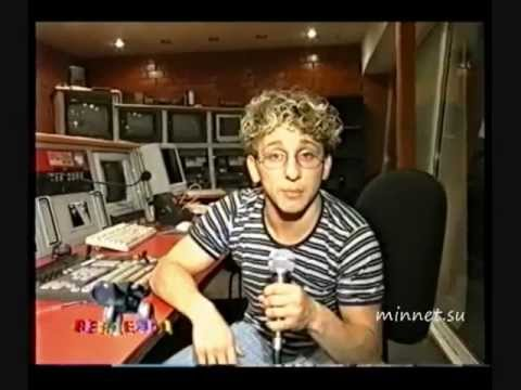 Eiffel 65 - Interview (Russia 1999)