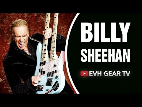 Billy Sheehan On Sons Of Apollo, Van Halen & More