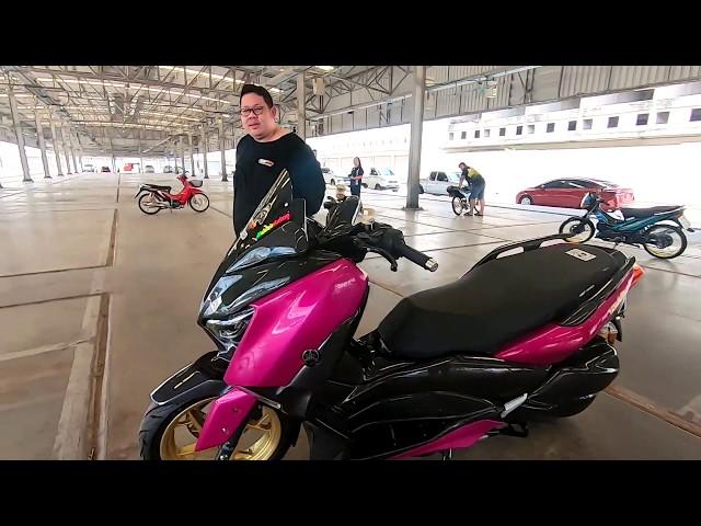 X-Max สุดจี๊ด กับ Yim Racing Shop