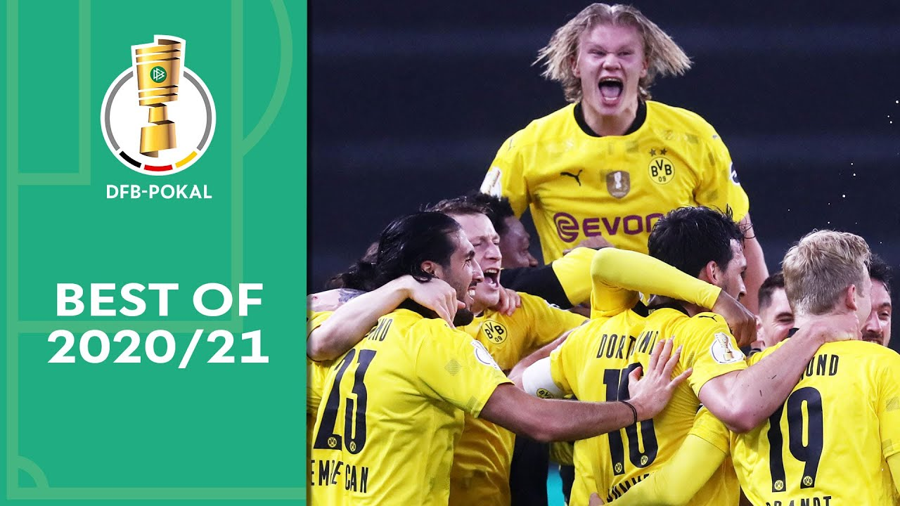10 Minutes full of goose bumps! Best Moments of the DFB-Pokal 2020/21