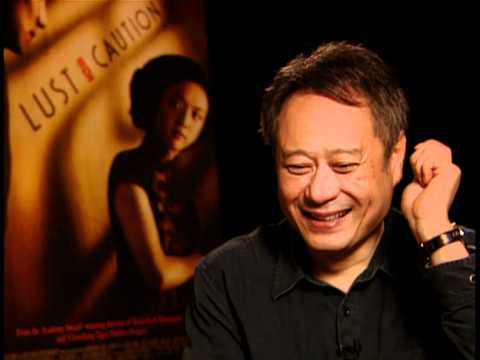 Lust, Caution - Exclusive: Ang Lee