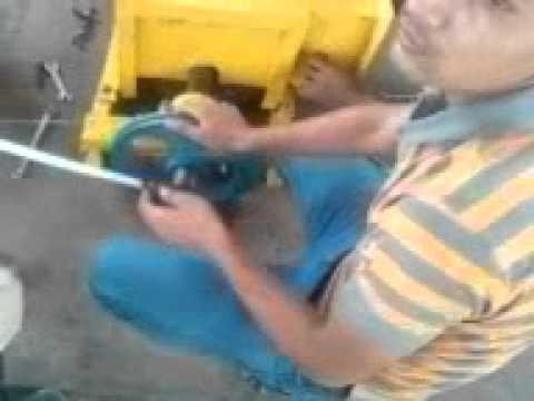 CROSS FLOW TURBINE - KOTDWARA - INDIA -1.mp4
