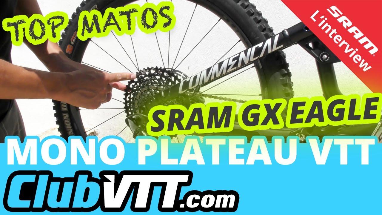 Nouveau SRAM NX Eagle PG-1230 12 vitesse 11-50 T VTT Cassette Noir GX X01