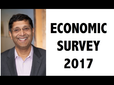 Economic Survey 2016 - 2017 - Full Analysis / Highlights / Expected Questions in HINDI
