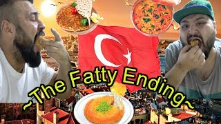 Unsere ISTANBUL STREETFOOD Tour 3 - Der Untergang des Hungers! | FITFAT