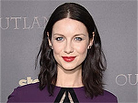 Caitriona Balfe on Outlander Nudity: Im Used to Stripping