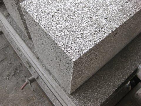 Aerated concrete, foam сoncrete block making machine ARK-005