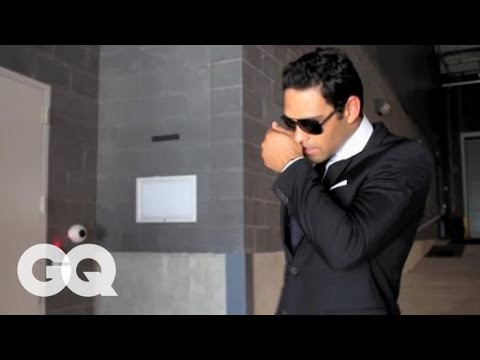Mark Sanchez: GQ