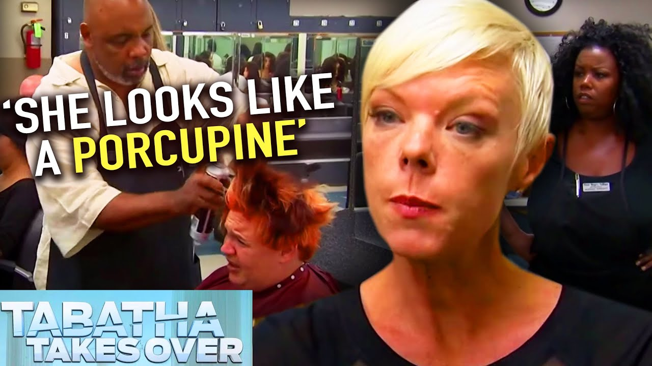Beauty School DROPOUT - Tabatha Takes Over   S04E08   Beauty Rescue (Reality TV)   Fresh Lifestyle